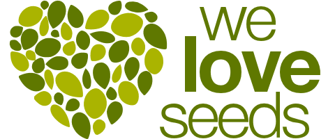 We love seeds logo