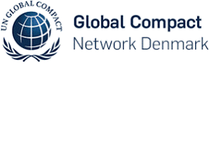 logo Global Compact Network Denmark